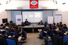 Silvia Marchisio di #adidas incontra gli studenti del #mastersbs. #masterinsport #sportbusiness