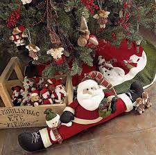 Resultado de imagen para decoracion de camas en navidad Christmas Poinsettia, Christmas Mom, Christmas Sewing, Green Christmas, Handmade Christmas, Christmas Wreaths, Christmas Crafts, Xmas Ornaments, Xmas Decorations