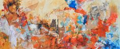 200x80cm door Dario Bosa - Te huur/te koop via Abrahamart.com  #art #painting #kunst #kunstuitleen #DarioBosa #abrahamart #bramreijnders #Eindhoven