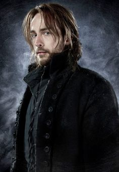 English actor Tom Mison as Icabod Crane in Sleepy Hollow, FOX