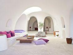 interior greek architecture
