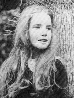 Melissa Gilbert- Little House on the Prairie