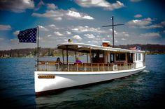 The Lake Geneva Cruise Line's Polaris. Completely restored for the 2013 tour season!