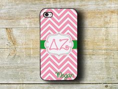 Delta Zeta big little gift Iphone case iPhone by PreppyCentral, $18.99