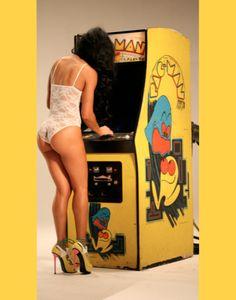 Pac-Man Fever…