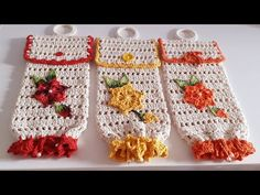 This Pin Was Discovered By Люс - Diy Crafts Crochet Boots, Crochet Tank, Crochet Clothes, Crochet Doilies, Crochet Stitches, Crochet Patterns, Diy Crafts Crochet, Plastic Bag Holders, Crochet Market Bag
