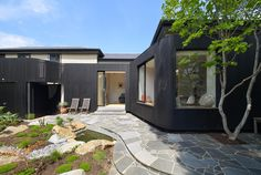 Merton House brings modern living to an old Victorian home