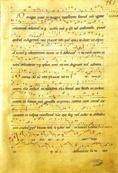 Hildegard von Bingen. Symphonia harmonie caelestium revelationum.