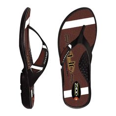 Football Flip Flops / Football Sandals / Football Shoes from Jukz Shoes!