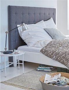Verwandeln Sie Ihr Bett mit unserem Betthaupt in ein tolles Polsterbett. Besuchen Sie uns und wählen Ihre Wunschgröße und -farbe bei car-Moebel.de aus!