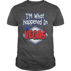 I'm What Happened In Vegas - Gambling T-Shirt
