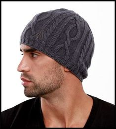 мужская шапка - Поиск в Google | береты -шапки | Постила