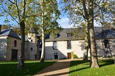 Maison - Manoirs - CHATEAU XVIII ème au SUD EST DE RENNES -