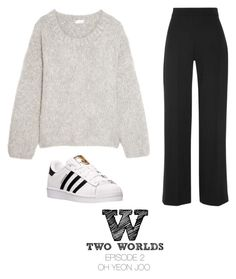 W-Two Worlds Episode 2 Oh Yeon Joo Fashion Inspiration Mohair Sweater, Grey Sweater, Korean Ootd, W Two Worlds, Second World, Chic Outfits, Inspired Outfits, Luxury Fashion, Personal Style