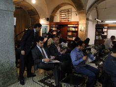 I Evento - Livraria Ferin - 8 maio 2012