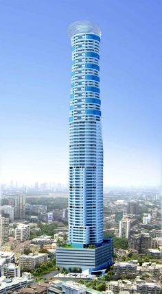 Shreepati Skies, tallest building design in Mumbai, India