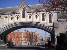 Christ Church Bridge at godublin.info  Photographer: Aaron Fiora   Photographed at: Apr 29, 2016