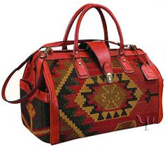 $364 travel bag..such a different pattern!