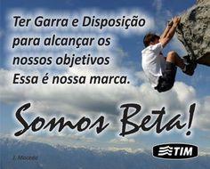 JorgeMacedo #TimBeta on