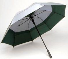 0Sun protection golf umbrella UPF50+