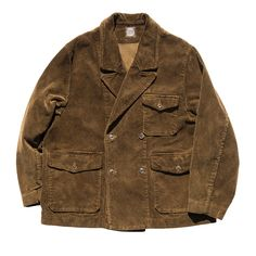 CORDUROY TAILORED DOUBLE JACKET Porter Classic(ポータークラシック)