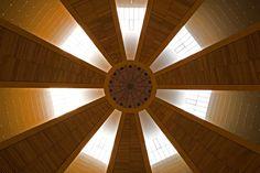 Chiesa del Santo Volto, Turino Italy (2001-06) | Mario Botta | Photo : Enrico Cano
