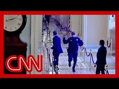 Jake Tapper reacts to video of officer rushing Mitt Romney to safety - YouTube Abby Phillip, Dana Bash, Theatre Of The Absurd, Cnn News, New President, Presidential Election, Satire, Police Officer