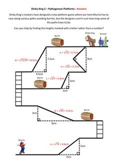 Dinky King 5 - Pythagorean Platforms Answers.docx