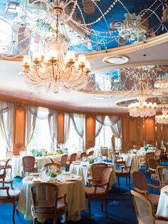 トゥールダルジャン(LA TOUR D'ARGENT) パリ本店そのままの優雅な空間での美食のフレンチ・マリアージュ