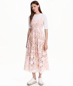 Spetsklänning | Ljusrosa | Dam | H&M FI