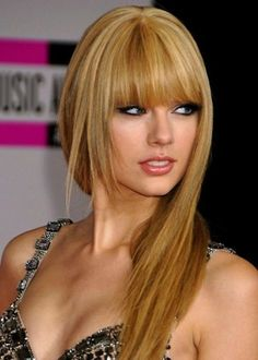 Fall Blonde Hair Color | 13. Taylor Swift Blonde Hair Color Idea: Bright honey blonde