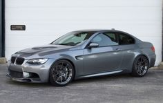 BMW M3 V8 kind of hard to beat in grey, what else can you buy for £15,000 that's this quick as standard, looks awesome, and well built to boot