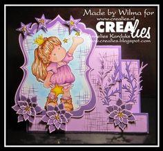 Crealies items: Crealies Create A Card no. 6 Download CCAC no. 6 download no. 1 Crea-Nest-Lies XXL no. 6 Set of 3 no. 13 Bloemen 9 Bits & Pieces no. 11 Creative Shapes no. 8 Creative Shapes no. 21
