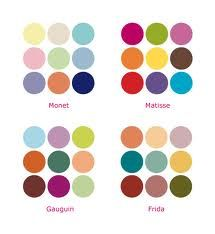 color palettes - Cerca amb Google