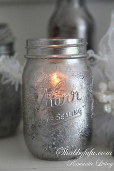 Decorative Jars Morena's Corner Diy Recycled Decorative Jars For Gift Giving