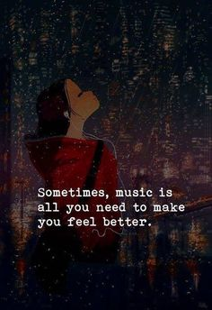 All you need is 🎶