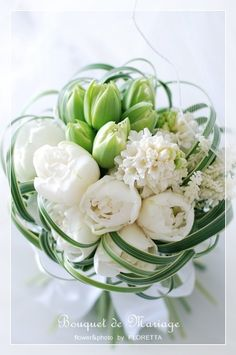 White bouquet Summer Wedding Bouquets, Bridesmaid Flowers, Bridal Flowers, Modern Flower Arrangements, Alternative Bouquet, Floral Bouquets, Flower Decorations, Beautiful Flowers, Check