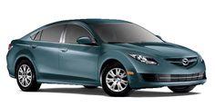 Mazda 6. my future car <3