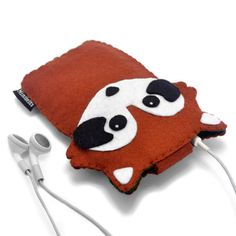This wonderful phone case. | 21 Adorable Red Panda Products You Need In Your Life
