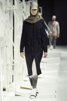 Henrik Vibskov Ready To Wear Fall Winter 2012 Copenhagen - NOWFASHION