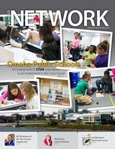 cover of the Network newsletter Classroom Solutions, Hands On Learning, Magazines, Student, Education, Cover, Journals, Slipcovers, Teaching