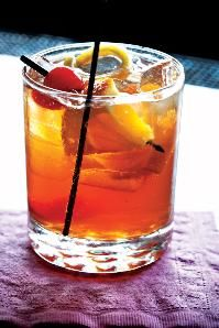 Wisconsin's supper club culture | Brandy Old Fashioned (sour or sweet? :)