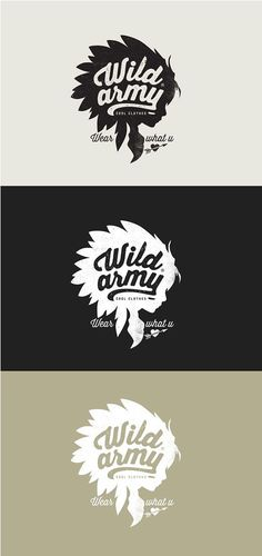Wild Army by Alex Ramon Mas