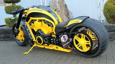8 Fortunate Clever Tips: Harley Davidson Dyna Racing harley davidson breakout bobber.Harley Davidson Motos V Rod. Harley Davidson Custom, Harley Davidson Trike, Vrod Harley, Harley Bikes, 883 Harley, Custom Street Bikes, Custom Sport Bikes, Bobber Motorcycle, Cool Motorcycles
