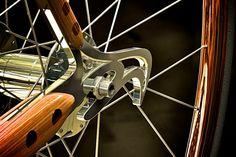 Steel & Wood bike