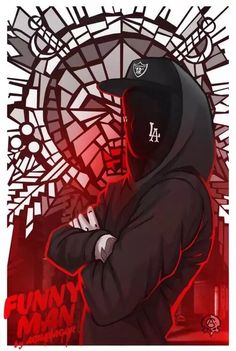Hollywood Undead funny man