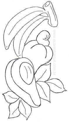 Pineapple clipart free clip art hair image #4877
