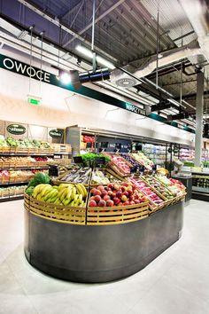 Alma grocery by MOCO LOCCO Krakow Poland