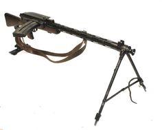 Furrer LMG-25 Light Machine Gun