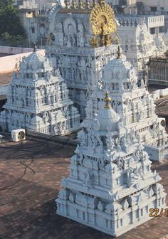 Parthasarathy Temple in Chennai, Tamil Nadu, India